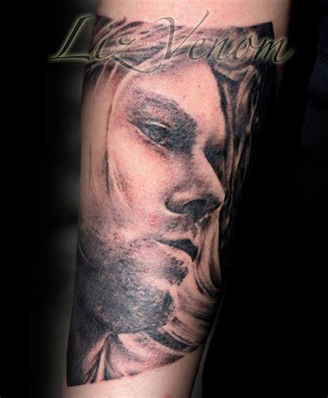 kurt cobain fan tattoos nsf  magazine