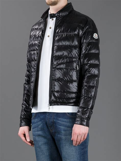 maserati fendi lyst moncler acorus padded jacket in black for men