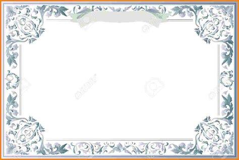 certificate templates blank vector printable blank certificates certificate templates