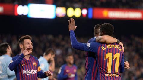 Barcelona - Celta de Vigo FREE Predictions, Tips, Review, Statistics and History - 11. Jan 2018