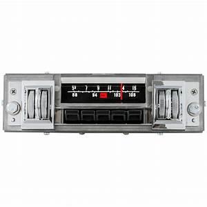 1969 Mopar B Body Radio With Bluetooth  Classic Car Stereos