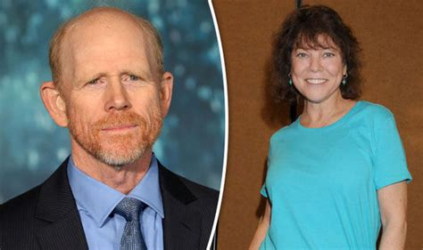 ron howard   idea happy days  star erin moran