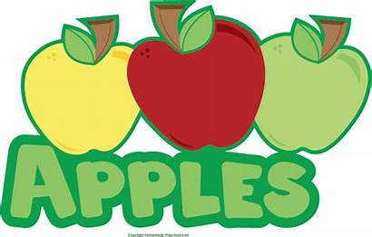 Clipart Apples Groups