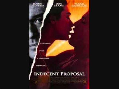 indecent proposal soundtrack song helicopter sunset