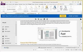 Foxit PDF Reader screenshot #6