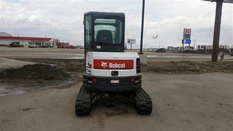 bobcat  mini excavator  sale stanley   mylittlesalesmancom