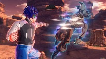 Goku Instinct Ultra Xenoverse Dragon Ball Screenshots
