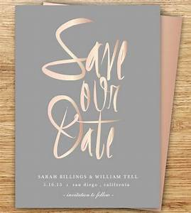 best 25 grey wedding invitations ideas on pinterest With wedding invitations grey and rose gold
