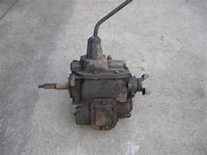 Muncie Sm465 4 Speed Manual Transmission W   Granny Low