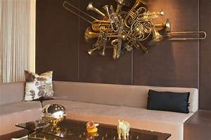 decorating with musical instruments lonny With kitchen cabinets lowes with jazz music wall art