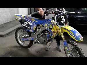 Moto Cross Suzuki : asta moto da cross suzuki youtube ~ Louise-bijoux.com Idées de Décoration