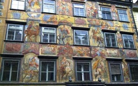 Colorful  Bild Von Gemaltes Haus, Graz Tripadvisor