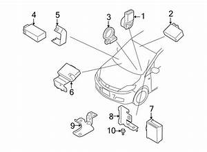 Mazda 6 Keyless Entry Module  Switches  Modules