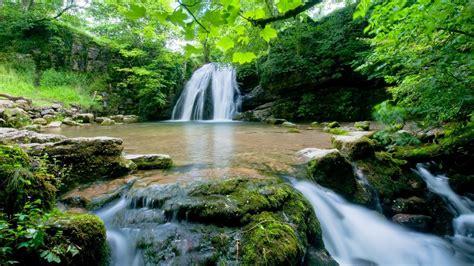 Wallpaper Of Waterfall by Waterfall Wallpapers Desktop Wallpapers
