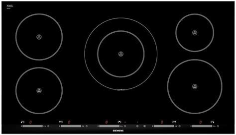 iQ 700 Extra Wide TouchSlider Induction Hob Black Glass