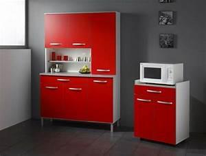 Meuble Buffet Cuisine : meuble cuisine 26 exemples qui arrangent ~ Teatrodelosmanantiales.com Idées de Décoration