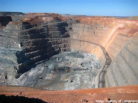 "Fimiston Open Pit ""Super Pit"" Gold Mine - Mining Technology"