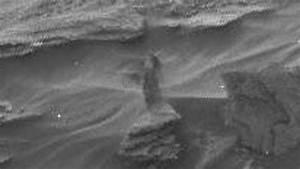 NASA's Curiosity rover captures an image of a 'Dark Lady ...