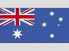 TravelBlog » Australian Flag, Australia Flag
