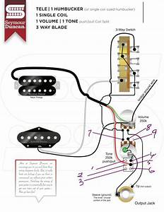 Wiring Help For Neck Humbucker  Single Coil Bridge   Phase Options Please