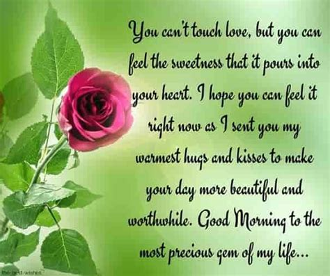 love quote   long good morning message