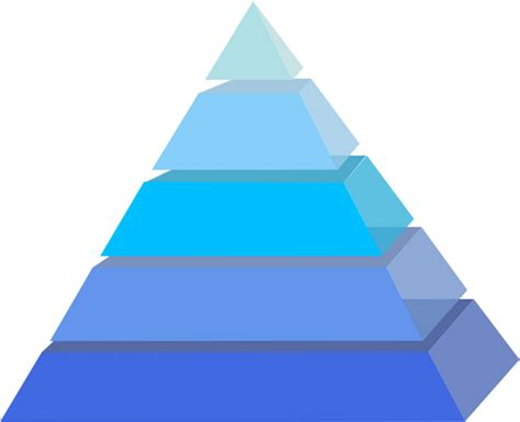 pyramid transparent   clip art