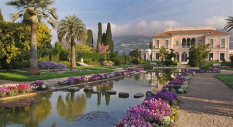cuisine auvergne villa and jardins ephrussi de rothschild provence the