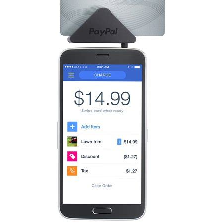 Walmart canada operates a chain of more than 400 stores nationwide serving more than 1.2 million customers each day. PayPal 4029USRTAM Here V2 Mobile Card Reader | Walmart Canada