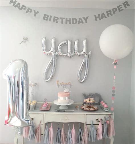 karas party ideas sweet swan birthday party karas