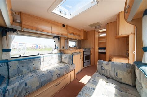SOLD   Sterling Eccles Elite Explorer, 2003, 4 Berth Tag