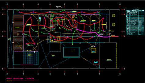 modern family house  pool  dwg plan  autocad