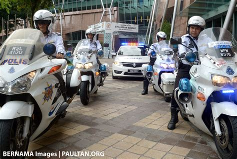 Refusing To Give Way To Vip Convoys With A Police Escort Against The Law, And A Punishable