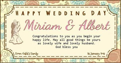 ucapan selamat  pernikahan bahasa arab galerikatacom