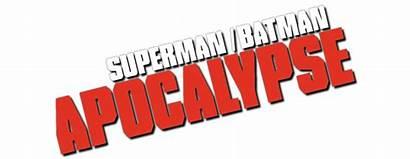 Apocalypse Superman Batman Fanart Tv Supermanbatman Logopedia