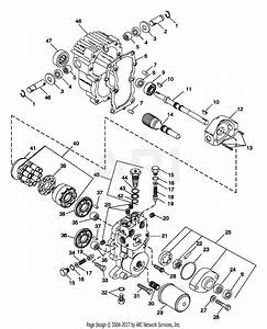 Craftsman Hydrostatic Transmission Diagram