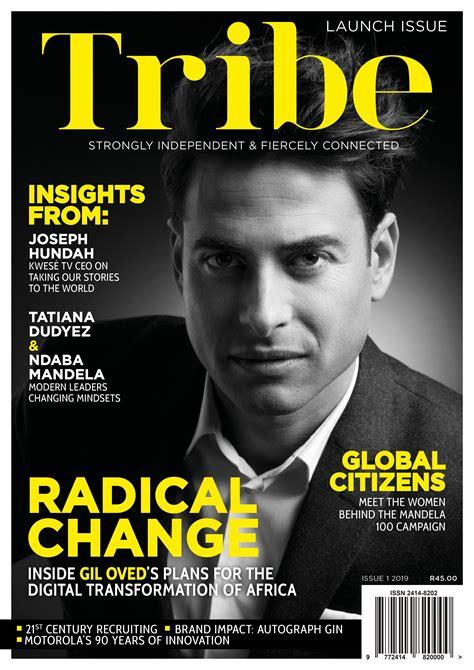 Tribe Magazine - Print Edition - Isizwe Distributors