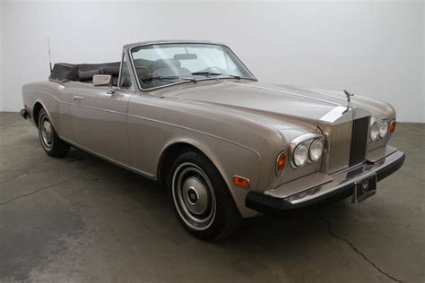 1983 Rolls Royce by 1983 Rolls Royce Corniche Beverly Car Club