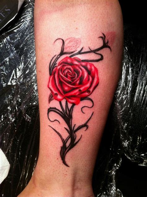 Best Black Rose Tattoo Ideas And Images On Bing Find What Youll