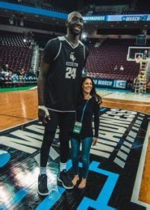 tacko fall height weight age wife biography net worth