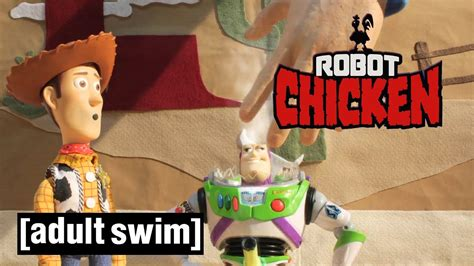 Toy Story Robot Chicken Toy Story 2020 05 04