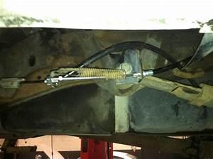 Need Help  91 Ford Ranger Parking Brake Equalizer  Cant