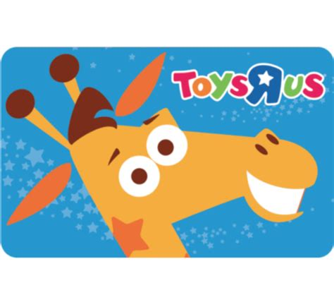 great holiday deal save 20 off toys quot r quot us gift cards
