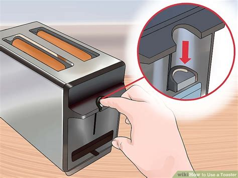 How To Use Pop Up Toaster - 3 ways to use a toaster wikihow