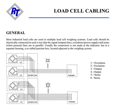 load cells in series electrical engineering stack exchange