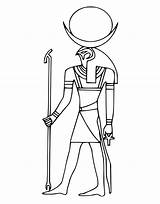 Sarcophagus Drawing Egyptian Coloring Pages Getdrawings sketch template
