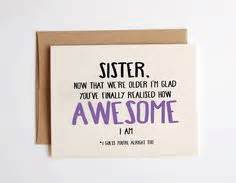 Brother Card Birthday Funny