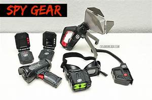 Spy Gear by Spin Master