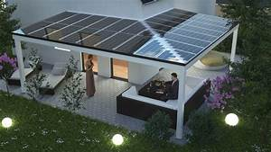 pressematerial solarcarport terrassendach solarcarport With solar terrassenüberdachung