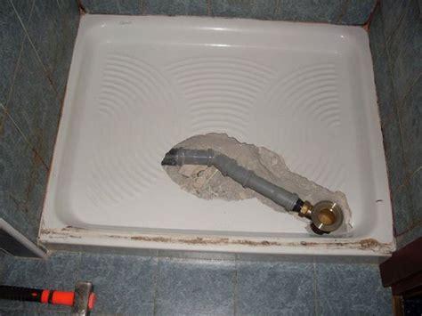 sostituzione sifone piatto doccia impianti idraulici