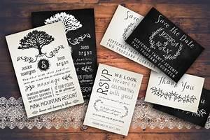 Rustic wedding invitation pack invitation templates on for Wedding invitations packs of 100